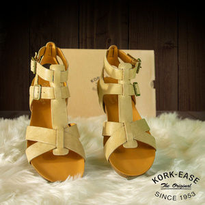 Kork-Ease – Doughty Double Ankle Strap Sandal